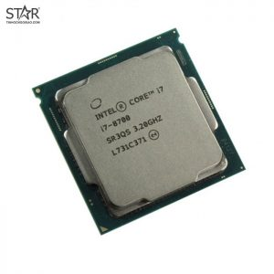 CPU Intel Core i7 8700 tray