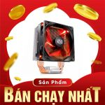 Tản Nhiệt CPU Cooler Master T400i Air Cooling Led Red