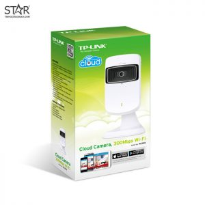 Camera Cloud Wi-Fi 300Mbps NC200