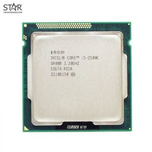 CPU Intel Core i5 2500K tray