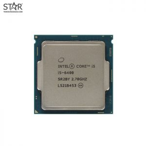 CPU intel core i5 6400 tray