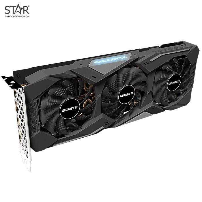 VGA Gigabyte GTX 1660 Super 6G GDDR6 Gaming OC (GV-N166SGAMING OC-6GD)
