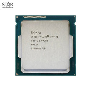 CPU Intel Core i5 4430