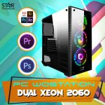 PC Workstation Dual Xeon 2060