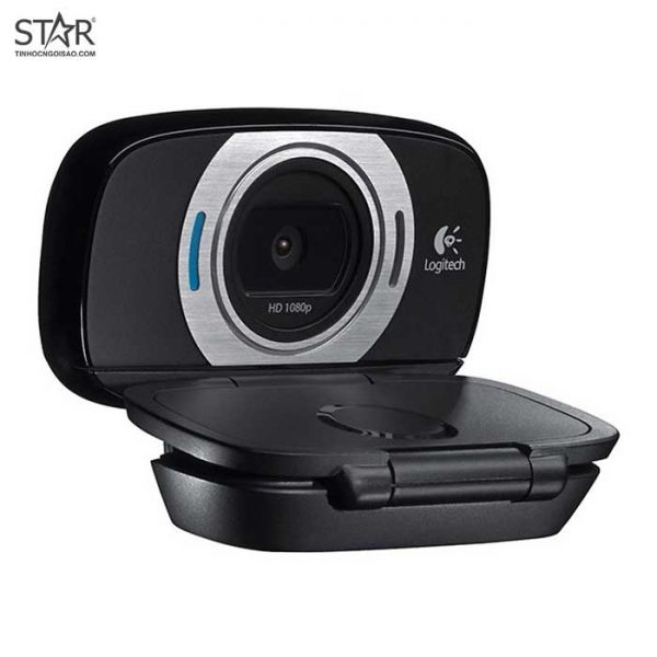 Webcam Logitech C615 HD 1080p
