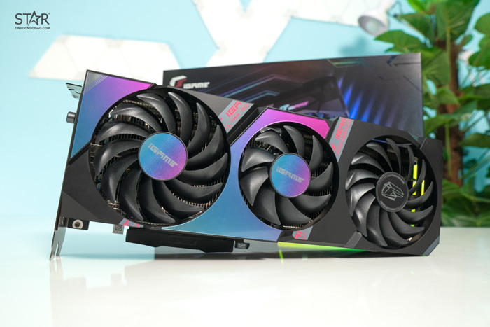 iGame GeForce RTX 3080 Ultra OC 10G-V