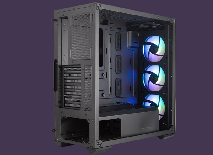 Case Cooler Master MasterBox TD500 Mesh Mid Tower