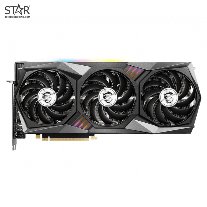 VGA MSI RTX 3070 8G GDDR6 Gaming X Trio (GeForce RTX™ 3070 GAMING X TRIO)