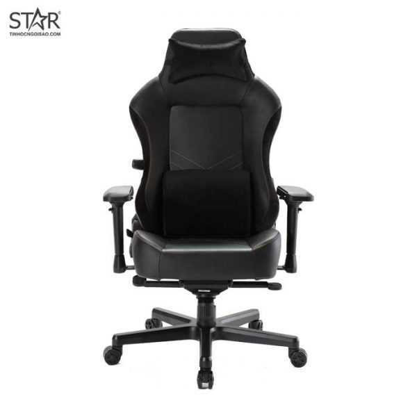Ghế Gaming E-Dra LUX Champion EGC2022 Real Leather (Đen)
