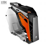 Thùng máy Case COUGAR Conquer Glass ATX Window Mid Tower